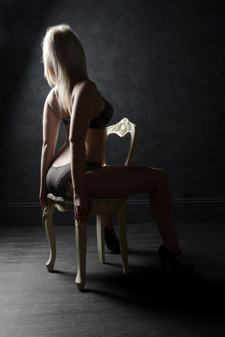 beautiful back shot